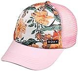 Roxy Girls' Honey Coconut Trucker Hat, Bright White Mahe Rg S, One Size
