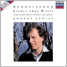 Mendelssohn: Songs without Words, Opp. 19:1,2,4,6; 30:3-6; 38:1,2,6; 53:1-3; 62:1,6; 67:4,6; 85:6; 102:3,5