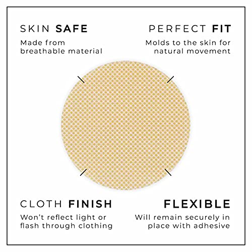 Confidence Bodywear Areola Cover Stickers -...