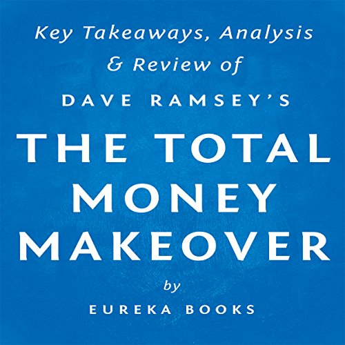 The Total Money Makeover, by Dave Ramsey: Key Takeaways, Analysis, & Review audiobook cover art