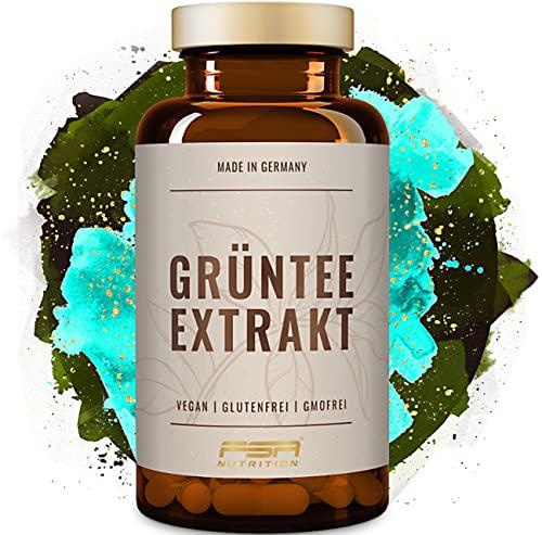 FSA Nutrition -  Grüner Tee Kapseln