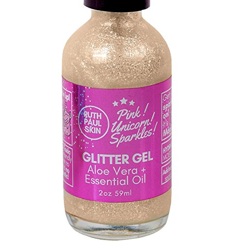 Ruth Paul Skin Unicorn Sparkles Eco Glitter Gel