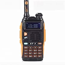 BFTECH PoFung GT-3 Mark-II Transceiver, FM Radio, Dual Band 136-174/400-520 MHz, Chipsets Upgraded, ABS Frame