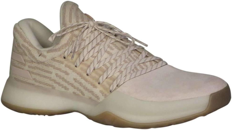 Adidas Men's Harden Vol. 1 Basketball shoes White Gum Size 9 M US