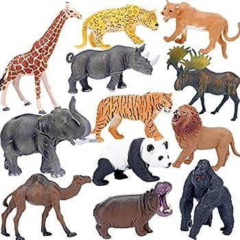 Best jumbo plastic animals Reviews
