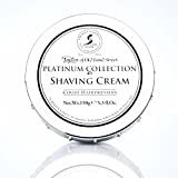 Taylors of Old Bond Street Platinum Collection - Crema de afeitar (150 g)