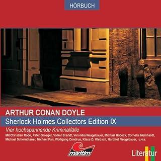 Sherlock Holmes Collectors Edition IX Titelbild