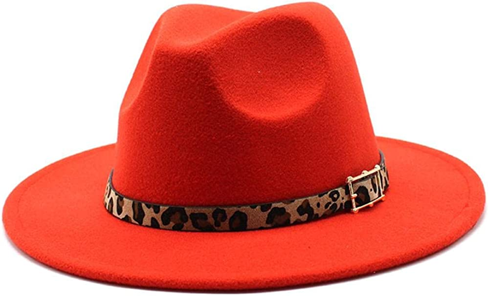 Women's and Now free shipping Men's Classic Wide Brim Hat Wool Limited time for free shipping Panama Fedora Jazz