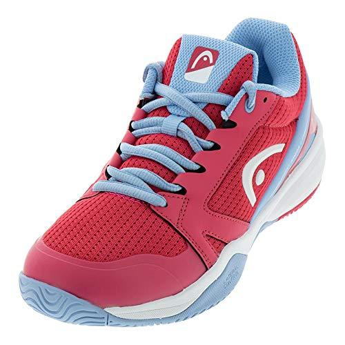 Head Sprint 2.5 Junior Zapatillas De Tenis Unisex Niños, Azul (Dark Blue/Magenta Dbma), 37 Eu