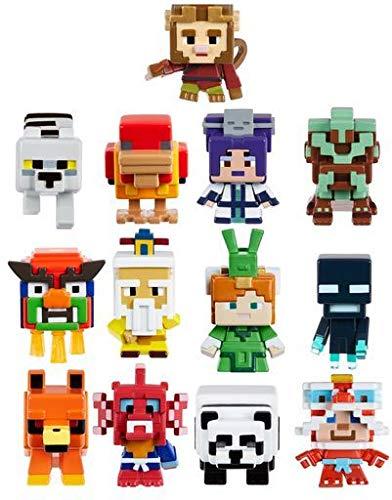 Minecraft Mini Figure Checklane