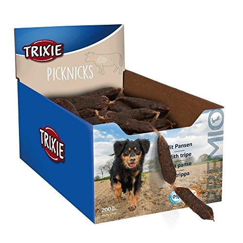 Trixie Premio Picknicks Würste 8 cm - 200 Stück, Sorte: Pansen