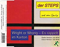 Wright or wrong-Es rappelt im Karton [Single-CD]