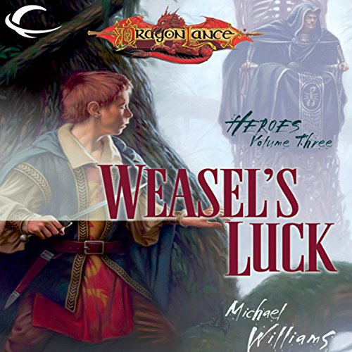 Weasel's Luck audiobook cover art