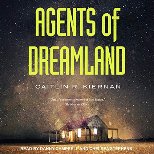 Agents of Dreamland cover art