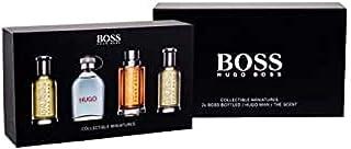Hugo Boss Fragrance Gift Set for Men, 4 Pieces