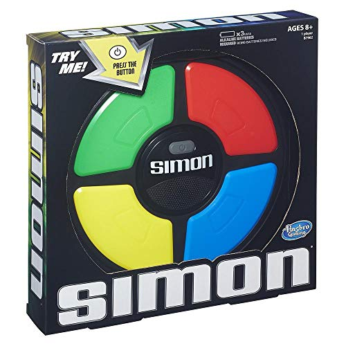 Product Image of the Simon Electronic Memory Game
