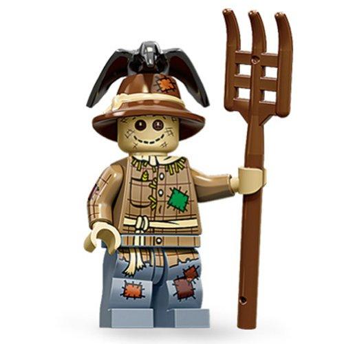 LEGO Minifigur Series 11 - Scarecrow - Vogelscheuche