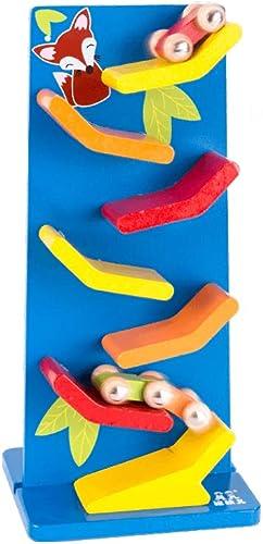 LINGLING-Verfolgen H ernes Spielzeug Multi-Farbe Glide Road Cartoon Kinder Spielzeug über 2 Jahre alt (Größe   M)