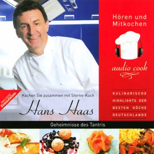 Hans Haas. Geheimnisse des Tantris Titelbild