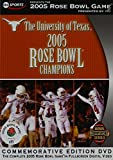 2005 Commemorative Edition Rose Bowl - Texas [Import USA Zone 1]