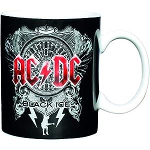 Rock - AC/DC - Black Ice Taza de Cafe - Diseño Original con Licencia 9