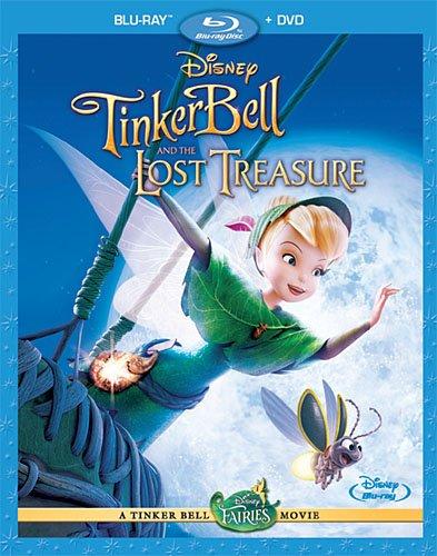 Tinker Bell & Lost The Treasure [Edizione: Stati Uniti]