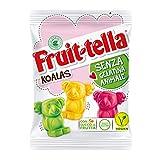 Fruittella Koalas Caramelle Gommose, Gusto Frutti Assortiti con Succo di Frutta, 150g