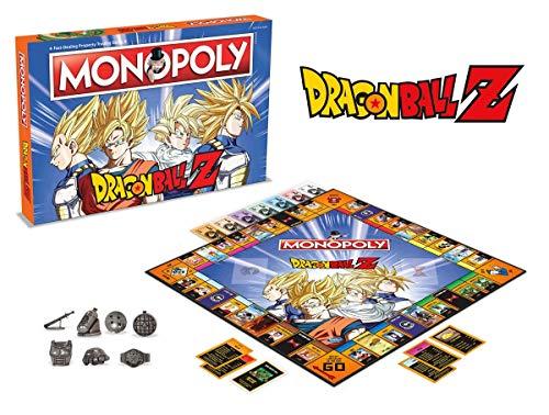 dragon ball z board game - 8