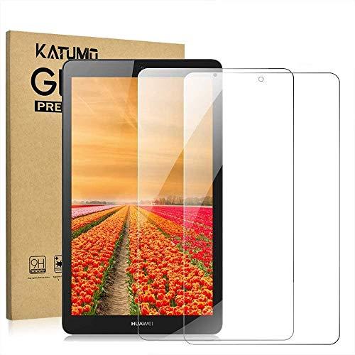KATUMO Protector de Pantallla para Huawei Mediapad T3 7.0' WiFi Cristal Templado Huawei BG2-W09 Vidrio Templado