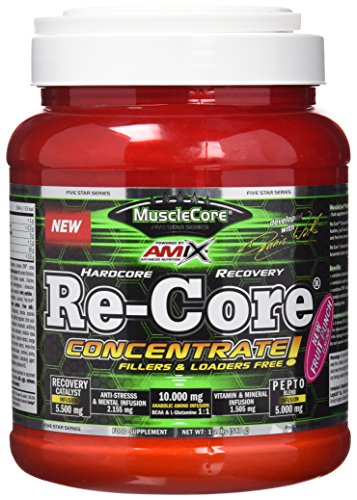 Amix Re-Core Concentrate 540 Gr Fruit Punch 540 g