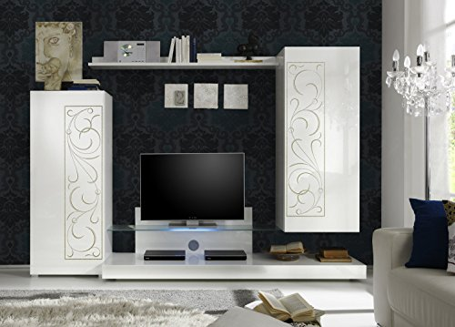 Mueble de pared Venezia, color blanco