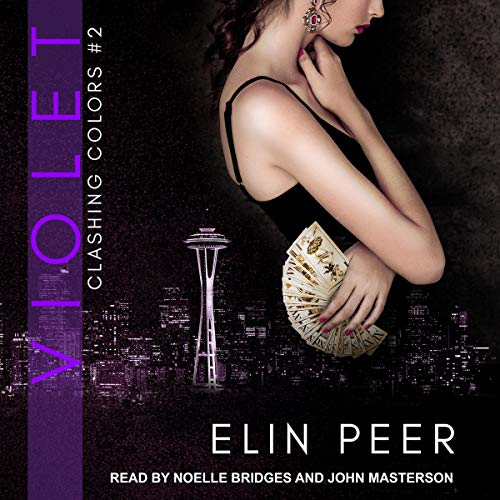 Violet     Clashing Colors, Book 2              By:                                                                                                                                 Elin Peer                               Narrated by:                                                                                                                                 Noelle Bridges,                                                                                        John Masterson                      Length: 8 hrs and 41 mins     Not rated yet     Overall 0.0