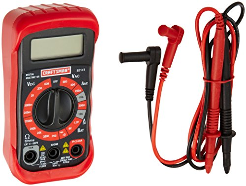 Craftsman 34-82141 Digital Multimeter