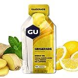 GU Energy Gel Energizante de Gengibre - Paquete de 24 x 32 gr - Total: 768 gr
