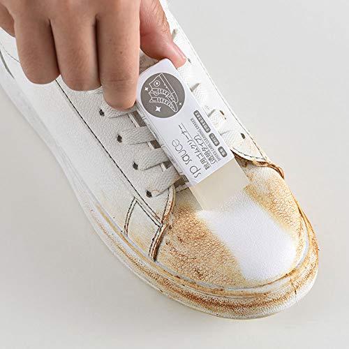 Gomme de cirage pour chaussures, caoutchouc de nettoyage, cuir de peau de mouton mat et produit d'entretien du cuir.