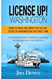 License Up! Washington: How to pass the drive test in the State of Washington...