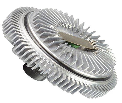 TOPAZ 17417505109 Radiator Cooling Fan Clutch for BMW E65 E66 745 760 X5 E53