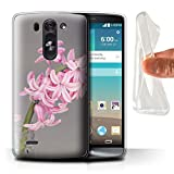Stuff4® Pink Fashion Collection LG-GC - Cover o Skin per Smartphone LG Hyacinth LG G3 Mini S/D722