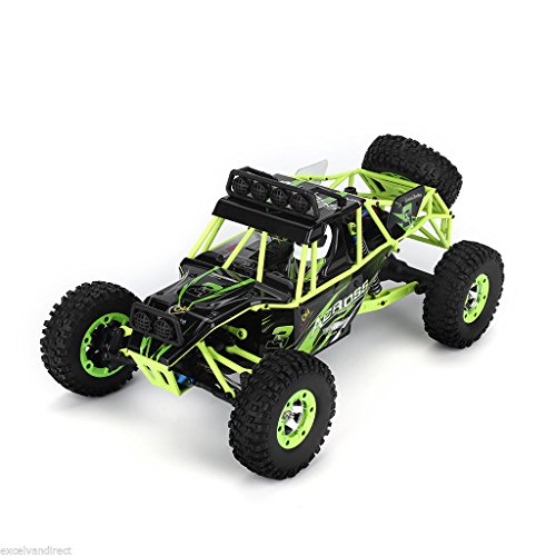WLtoys 12428 AUS 1/12 Scale 2.4G 4WD RC Car Off Road RC Rock Crawler Vehicle Toy