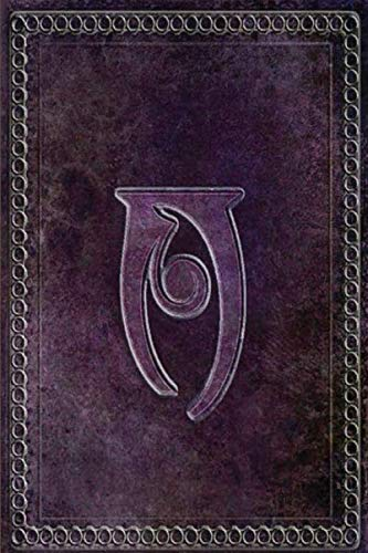 Skyrim Conjuration spell tome Notebook