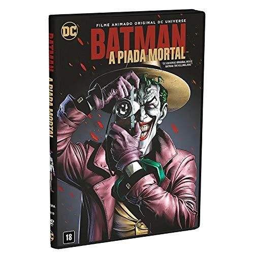 Batman: A Piada Mortal - Filme Animado Dc Universe
