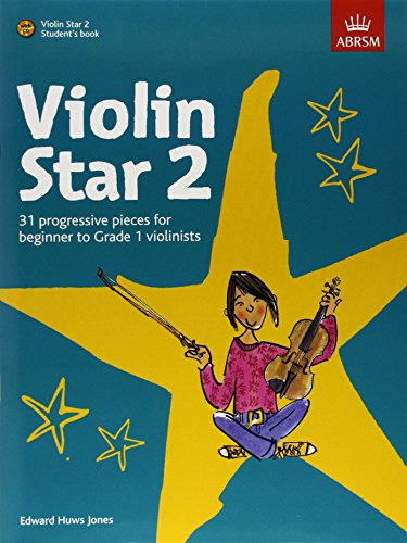 Violin Star 2, Student's book, with CD (Violin Star (ABRSM))