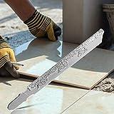 Guadang 101 mm T-diamante de la caña de rompecabezas de la hoja de piedra de mármol de granito for cortar azulejos de...