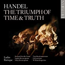Handel: The Triumph Of Time & Truth by Sophie Bevan