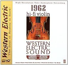 真空管Hi-Fi:小提琴(CD)