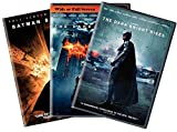 The Dark Knight Trilogy Limited Edition Collection Set (Batman Begins / The Dark Knight / The Dark Knight Rises)