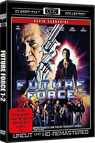 Future Force 1+2 - Classic Cult Edition (Uncut & HD-Remastered)