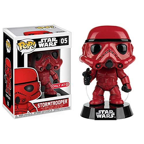 Funko Pop! Star Wars - Red Stormtrooper (Limitado)