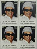 Dr. M. G. Ramachandran (MGR) Personality, Film Actor, Director, Producer Politician, Chief Minister