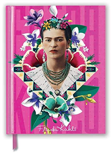Frida Kahlo Pink (Blank Sketch Book) (Luxury Sketch Books)